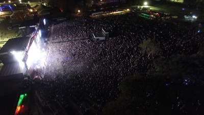 Monster Energy AFTERSHOCK crowd
