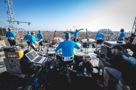 The Aquabats at Back To The Beach
