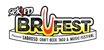 98KUPD's BRUFEST presents Sabroso: Craft Beer, Taco & Music Festival powered by Gringo Bandito