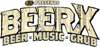 91X presents BeerX: Beer • Music • Grub