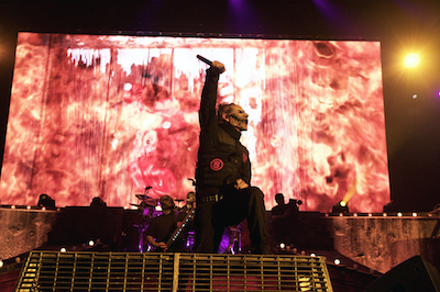 Slipknot performs at Chicago Open Air