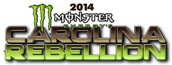 2014 Monster Energy's Carolina Rebellion