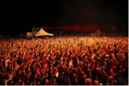 Monster Energy Fort Rock crowd