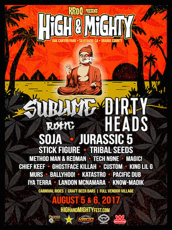 KROQ presents High & Mighty