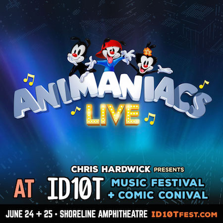 Animaniacs LIVE! at ID10T
