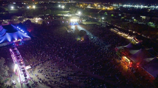 LOUDER THAN LIFE 2015 crowd