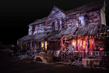 Firefly House at Rob Zombie's Great American Nightmare 2014