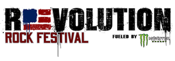 Revolution Rock Festival fueled by Monster Energy