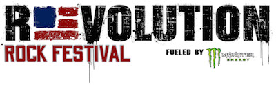 Revolution Rock Festival, fueled by Monster Energy