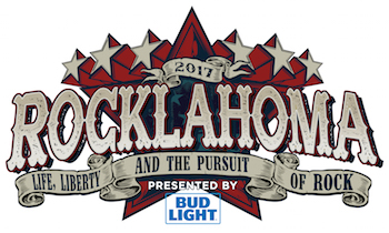 Rocklahoma 2017 presented by Bud Light: Life, Liberty & The Pursuit Of Rock