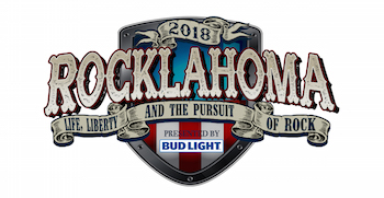 Rocklahoma 2018 presented by Bud Light: Life, Liberty & The Pursuit Of Rock
