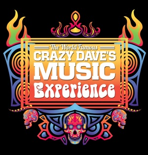 The World Famous Crazy Dave's Music Experience