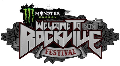 Monster Energy Welcome To Rockville festival 2016