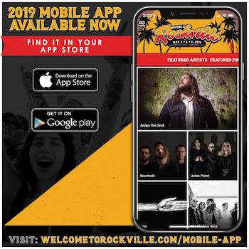 Welcome To Rockville mobile app