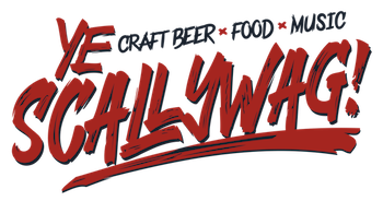 Ye Scallywag! Craft Beer * Food * Music