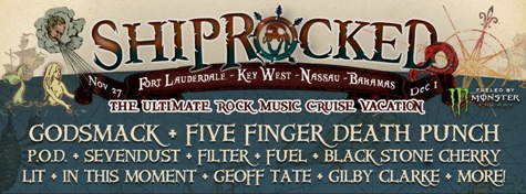 Shiprocked: The Ultimate Rock Music Cruise Vacation