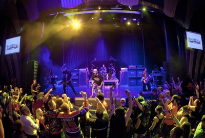 Five Finger Death Punch headlining Carlo Felice Theater